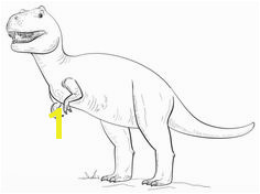 Tyranossaurus Rex coloring page from Tyrannosaurus category Select from printable crafts of cartoons