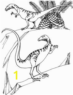 psognathus coloring page from Saurischian Dinosaurs category Select from printable crafts of cartoons nature animals Bible and many more