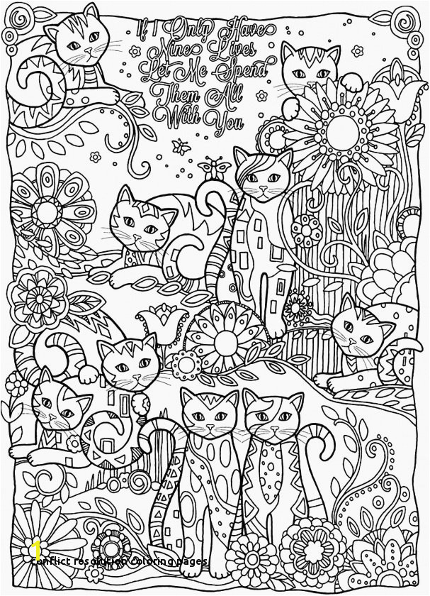Conflict Resolution Coloring Pages Conflict Resolution Coloring Pages Fresh Ic Strips Template Best