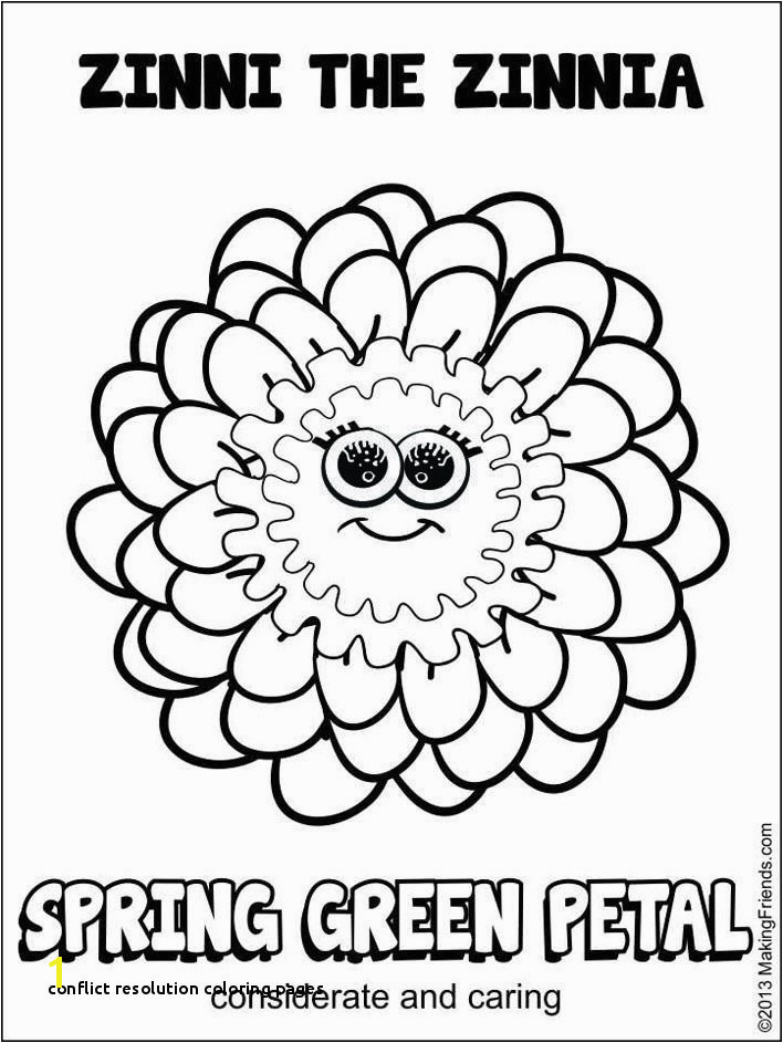 Conflict Resolution Coloring Pages Lupe Daisy Coloring Page Yahoo Image Search Results