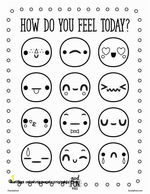 Feelings Coloring Pages Printable Free 22 Conflict Resolution Coloring Pages