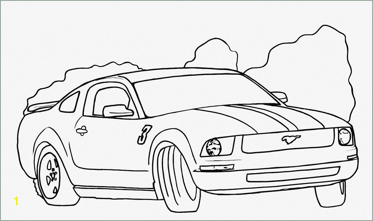 Coloring Pages Car Cool Car Coloring Pages Elegant New Picture Car to Color with