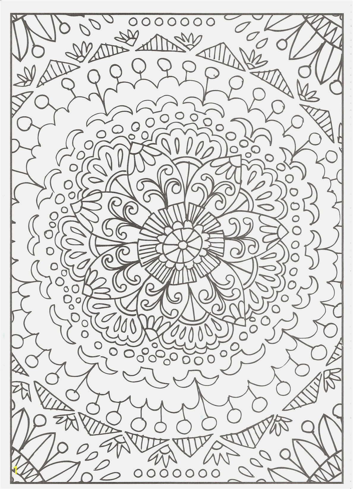 Intricate Mandala Coloring Pages Plex Coloring Pages Best Easy Plex Coloring Book 21csb 11p