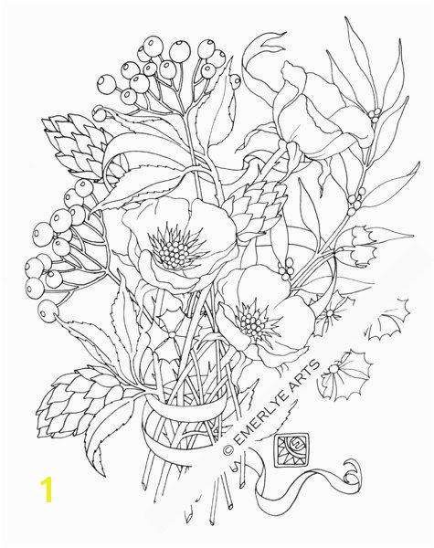 Poppy Love an adult coloring page by Cynthia Emerlye available as a digital on Etsy My Adult Coloring Pages Pinterest