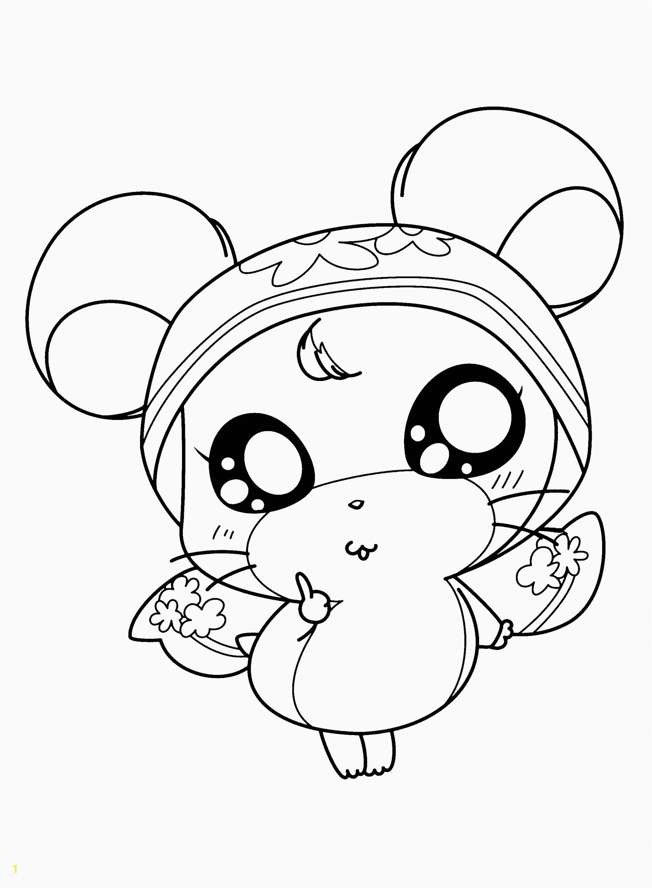 Cute Animal Coloring Pages Cute Animal Coloring Pages