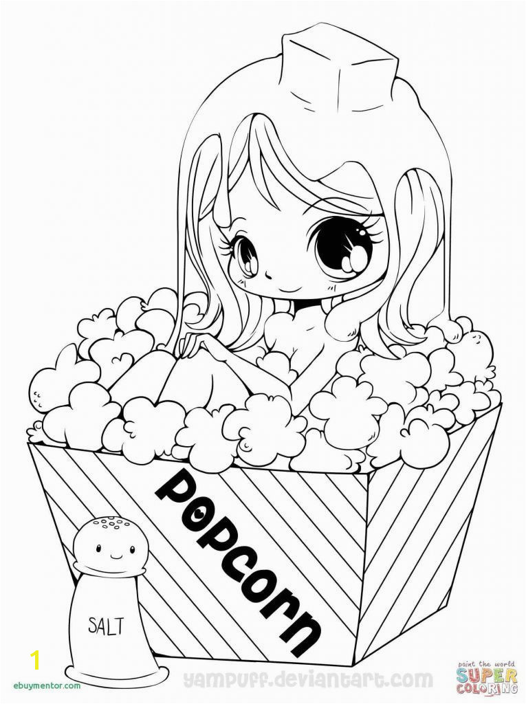 Cute Coloring Pages Lovely Cute Anime Chibi Girl Coloring Pages Lovely Witch Coloring Page Cute