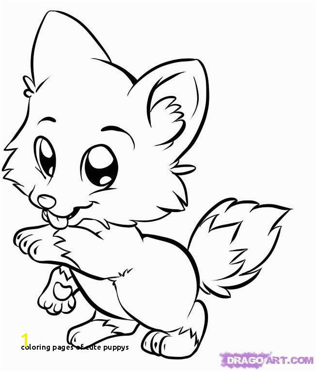 Cute Puppy Dog Coloring Pages Coloring Pages Cute Puppys Cute Puppy Coloring Pages Fresh
