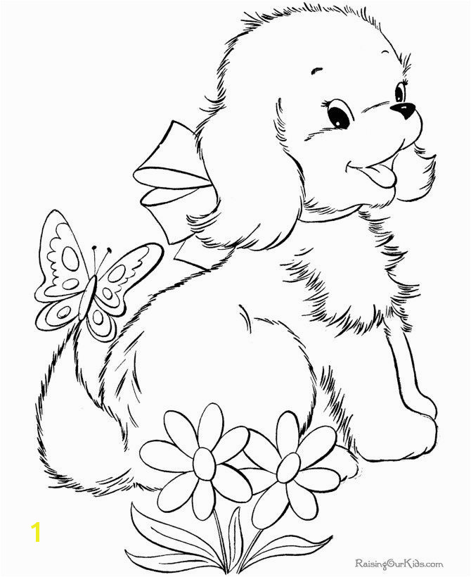 Cute Puppy Coloring Pages to Print Fresh Real Puppy Coloring Pages Fresh Printable Od Dog Coloring