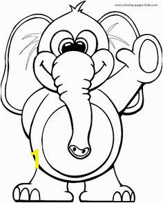 Printable Coloring Pages for Kids Elephant Coloring Page Animal Coloring Pages Coloring Sheets