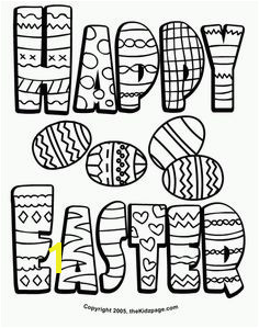 Happy Easter Wishes Free Coloring Pages for Kids Printable Colouring Sheets Maya 2015