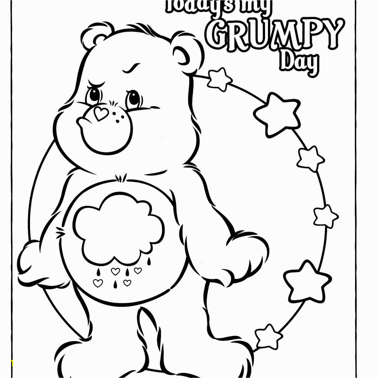 Care Bears Coloring Pages Care Bears 44 – Coloringcolor