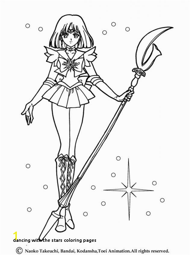 Dancing with the Stars Coloring Pages Sailor Moon Coloring Pages Coloring Pages Printable Coloring