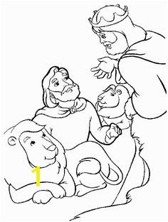 Daniel in the Lions Den color page Bible Story color page Coloring pages for kids Religious coloring pages printable coloring pages color pages