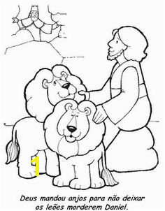 Picture Coloring Daniel And The Lions Den Coloring Pages With Daniel And The Lions Den Coloring Pages Az Coloring Pages by lhctzz