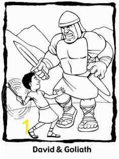 David and Goliath Coloring Pages Yahoo Search Results Yahoo Image Search… Bible Activities