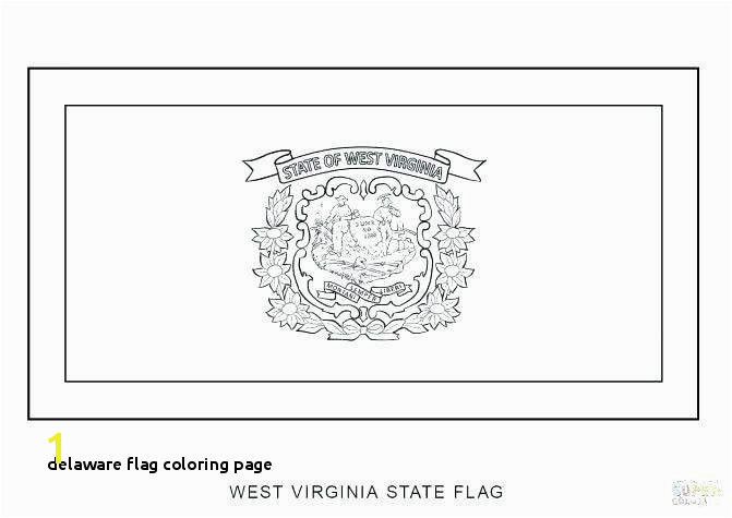 Delaware Flag Coloring Page Delaware Flag Coloring Page Download Lovely New York State Flag