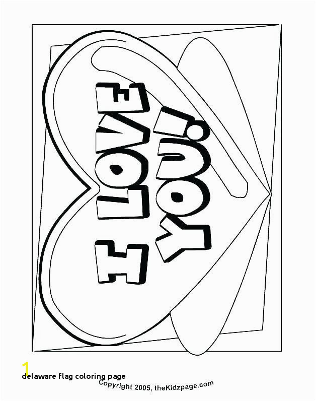 Delaware Flag Coloring Page Delaware State Seal Coloring Page Elegant Bold Idea State Coloring