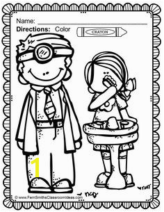 Dental Health Fun Coloring Pages 20 Pages of Dental Health Coloring Fun