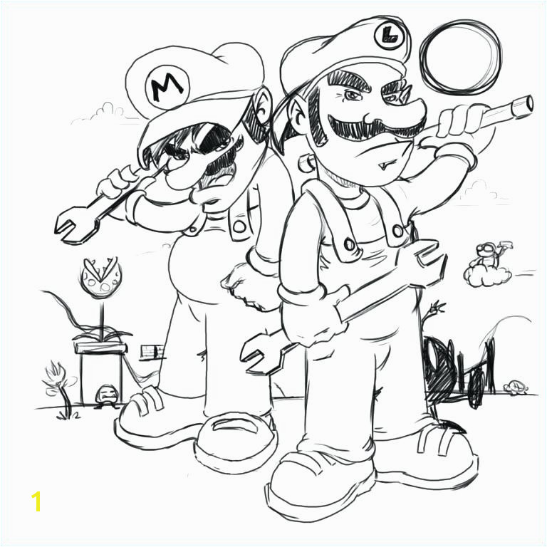 Mario Coloring Pages Line O D Colouring Pages Colouring Pages line Colouring Book Pages