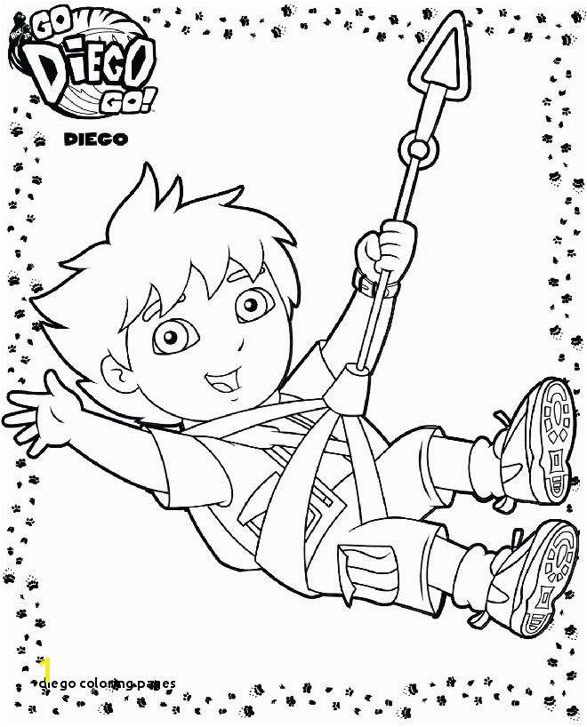 Diego Coloring Pages Pretentious Design Diego Coloring Pages Lovely Fresh Fall Coloring Pages 0d Page For