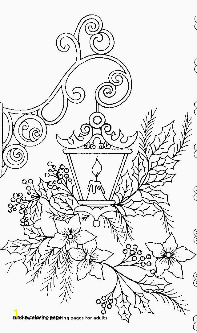 Od Dog Coloring · Color by Number Coloring Pages for Adults Color by Number Line Coloring Pages Line New Line