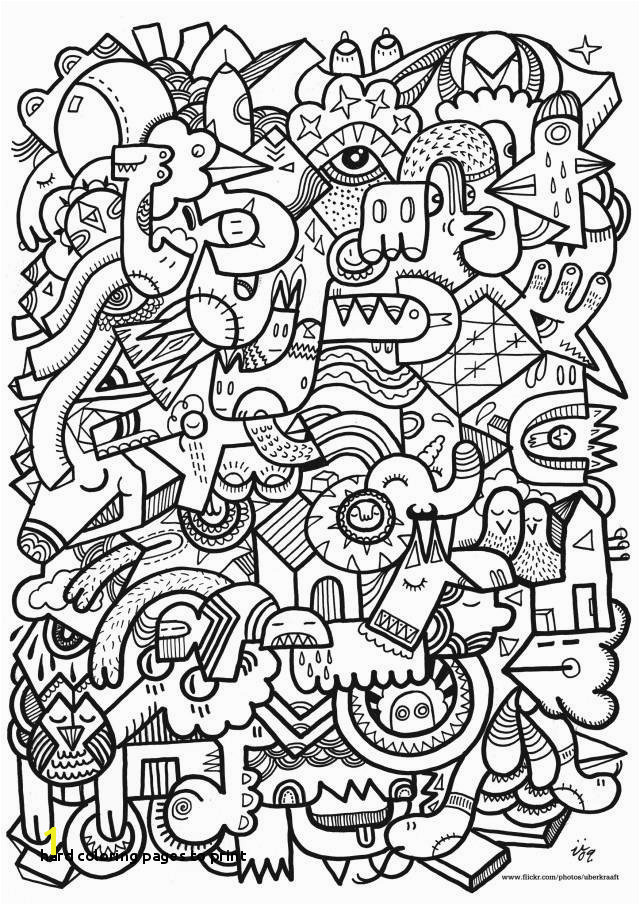 Hard Coloring Pages to Print Color by Number Printables Best Coloring Printables 0d – Fun Time