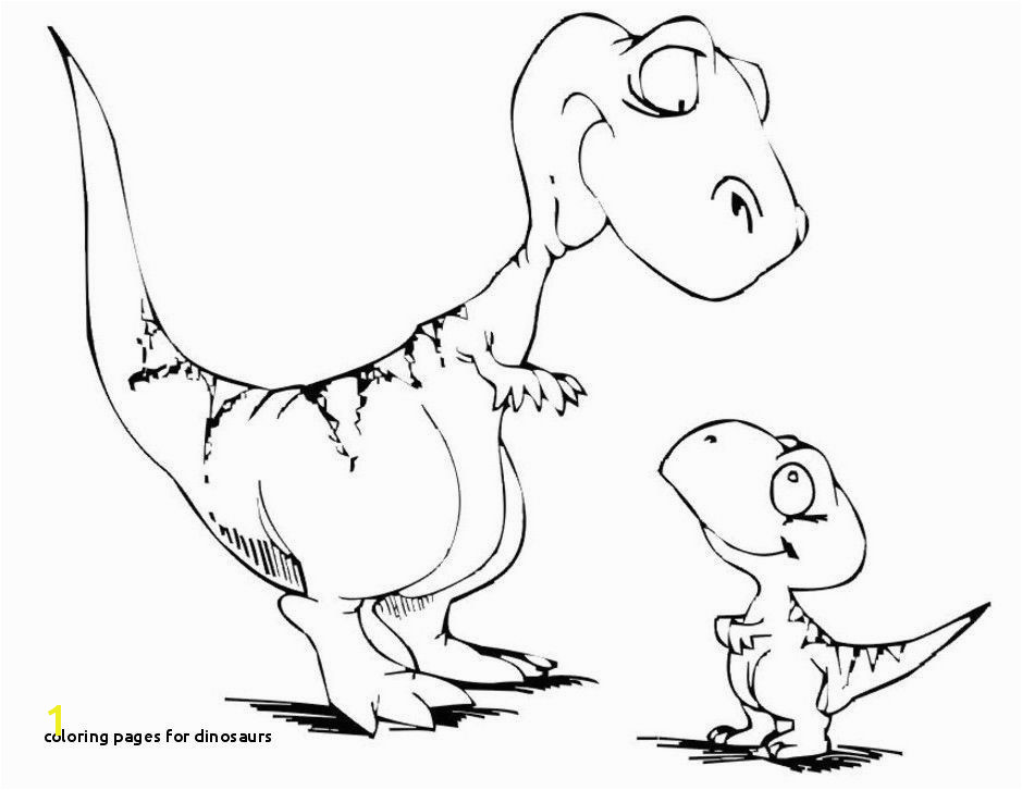 Printable Dinosaur Coloring Pages Luxury 25 Coloring Pages for Dinosaurs Printable Dinosaur Coloring Pages New