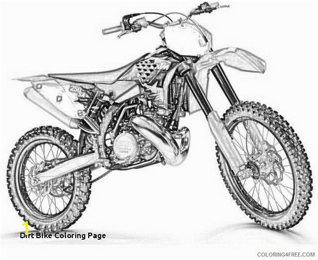 Dirt Bike Coloring Page Bike Coloring Pages Best Home Coloring Pages Best Color Sheet 0d