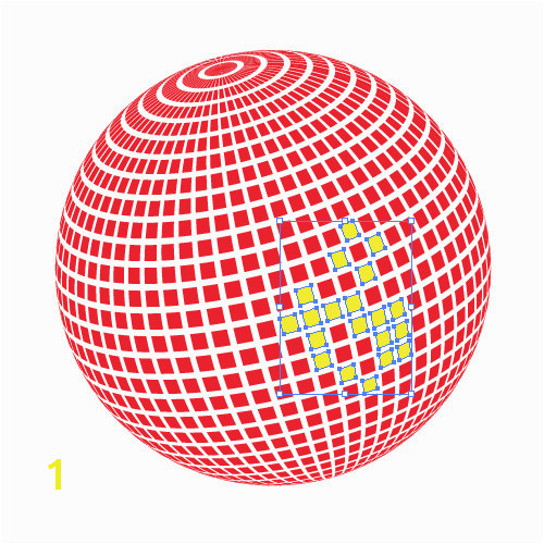 Disco Ball Coloring Page Adobe Illustrator Tutorial Creating A Disco Ball Disco Ball Coloring Page