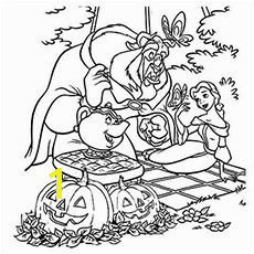 25 Amazing Disney Halloween Coloring Pages For Your Little es