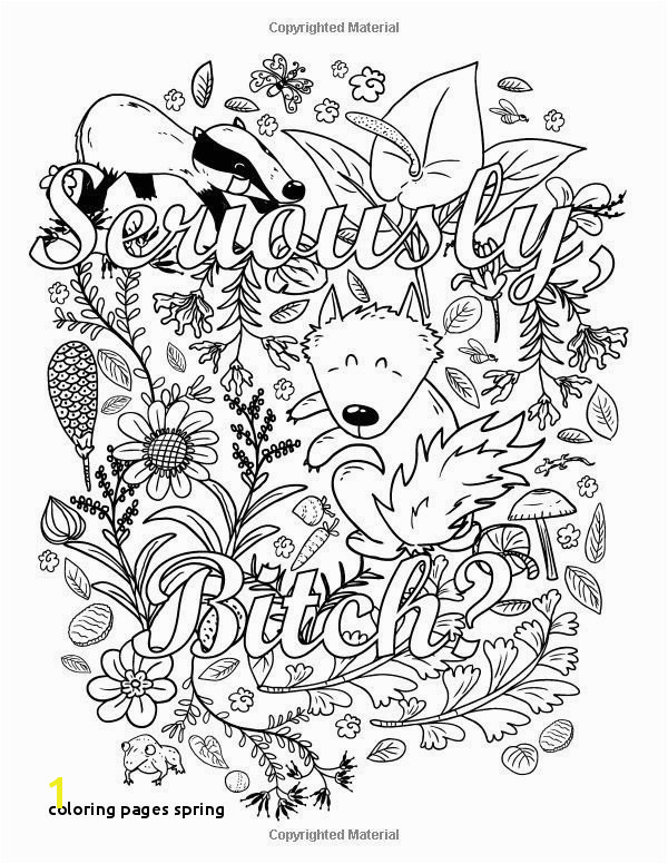 Coloring Pages Spring Divergent Coloring Pages Inspirational 70 Best Springtime