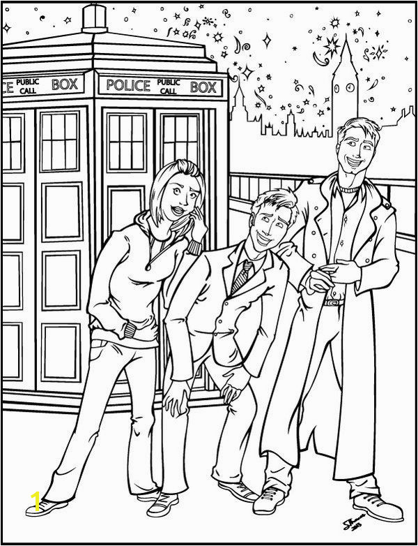 Doctor Coloring Pages Luxury Doctor Who Color Pages Beautiful Fresh Unique Red Car Top View 0d