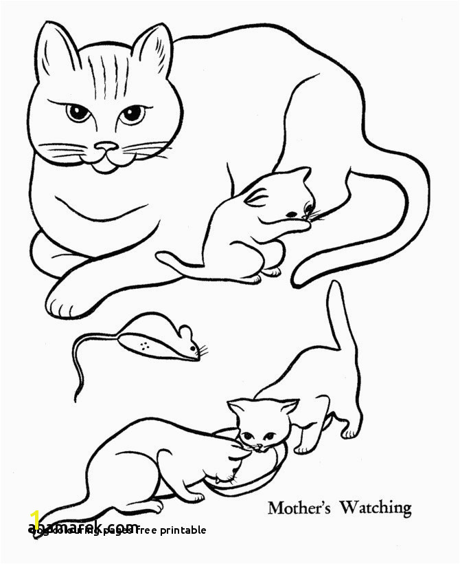 Dog and Cat Coloring Pages Printable Dog Colouring Pages Free Printable Dog and Cat Coloring Pages Luxury