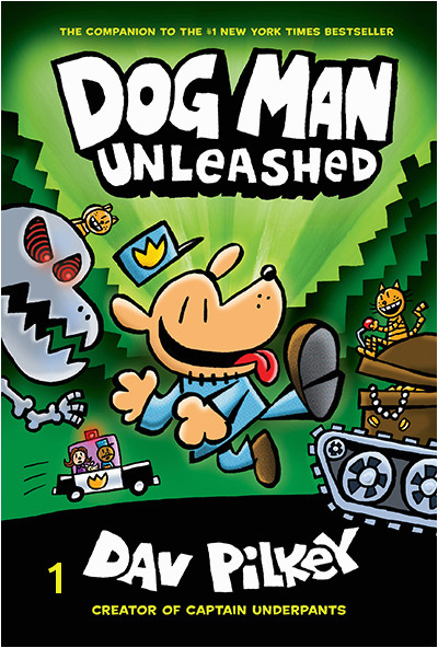 Dog Man Unleashed Coloring Pages Dog Man Unleashed