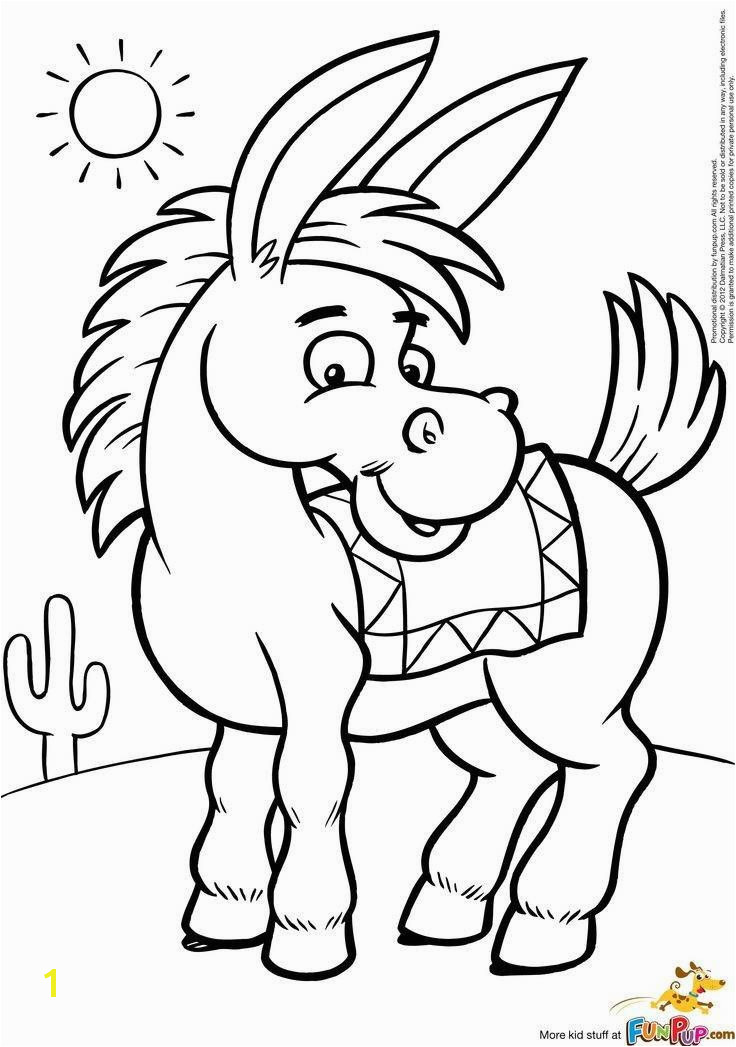 Donkey Coloring Page New 13 New Donkey Coloring Page S Inspiration Donkey Coloring Page Donkey