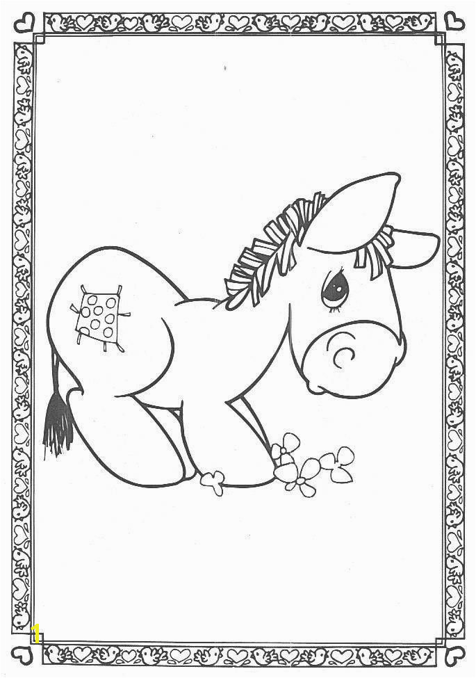 Donkey Face Coloring Page Donkey Coloring Page Elegant Summer Season Coloring Pages Summer