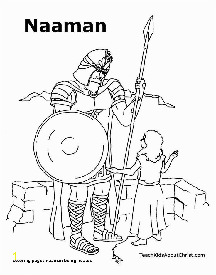 Coloring Pages Naaman Being Healed 13 Luxury Dorcas Helps Others Coloring Page Image