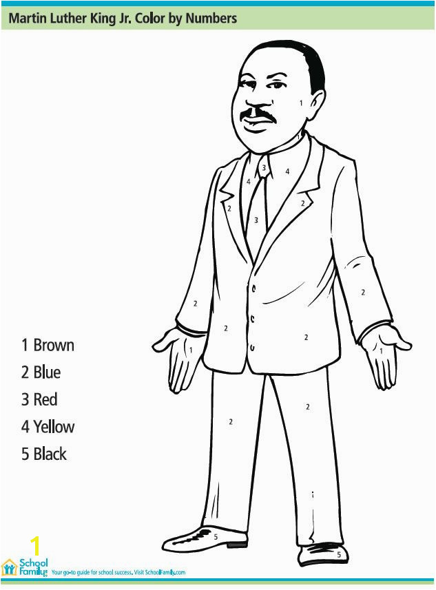 Martin Luther King Jr Coloring Pages New Martin Luther King Coloring Pages for Kindergarten Martin