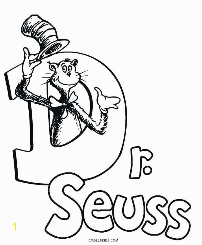 20 Fresh Free Printable Dr Seuss Coloring Pages Ideas