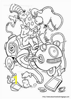 Dr Seuss Coloring Pages Celebrate Dr Seuss s Birthday with Your Kids