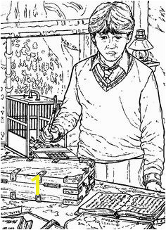 coloring page Harry Potter and the Chamber of Secrets Harry Potter and the Chamber of