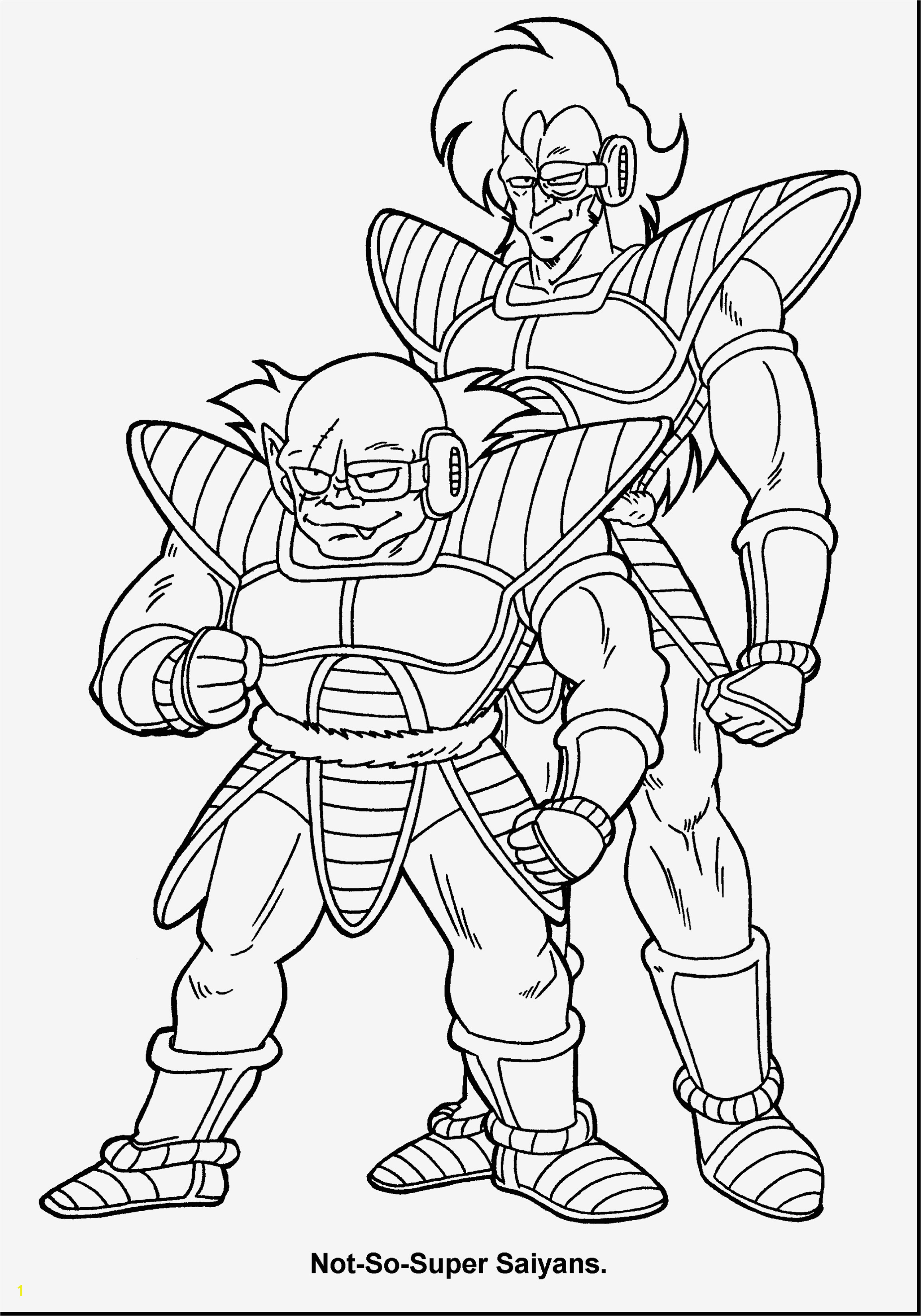 Dragon Ball Super Coloriage Cool Dragon Ball Z Characters Coloring Pages – Color Bros
