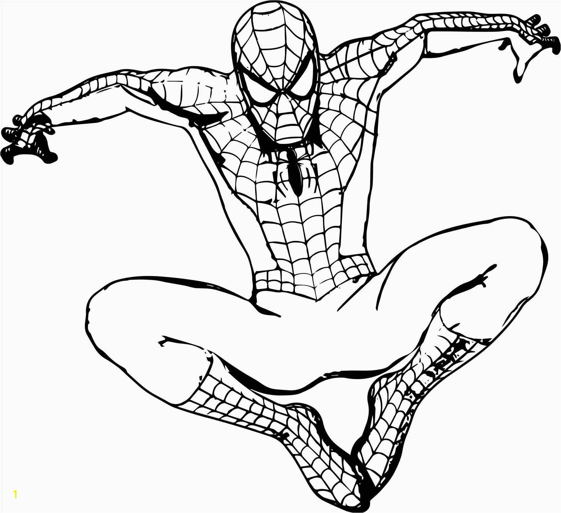 Spiderman Coloring Pages Free Spiderman Coloring Pages Luxury 0 0d Spiderman Rituals You Should