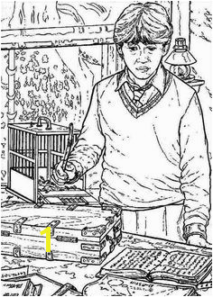 Harry Potter 049 coloring page Cartoon Coloring Pages Coloring Pages To Print Coloring Pages