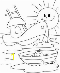 10 Best Boats And Ships Coloring Pages For Your Little es