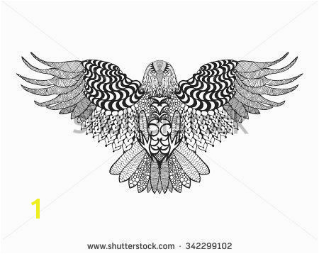 Image result for eagle mandala coloring pages