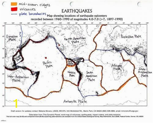 Color coded and labelled world earthquake map Good Activity 5th Grade Classroom Fun Pinterest