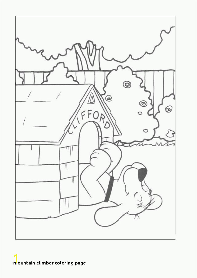 mountain climber coloring page mountains coloring pages best