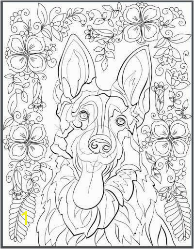 Beagle Coloring Pages Luxury De Stress with Dogs Downloadable 10 Page Coloring Book for Adults