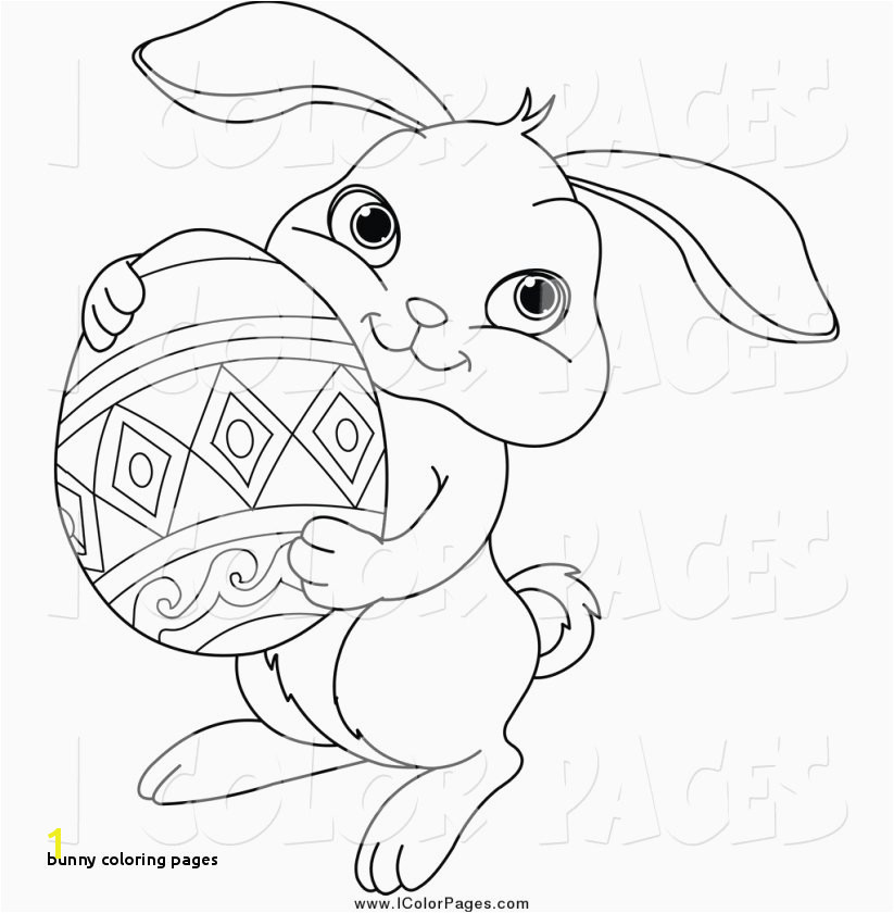 Bunny Coloring Pages Easter Bunny Coloring Inspirational New Fox Coloring Pages